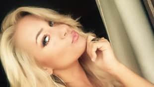 Jessica Paszka blond