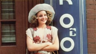 """Jodie Foster in """"Taxi Driver"""""""