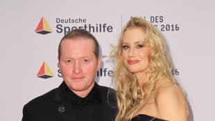 Joey Kelly und Frau Tanja