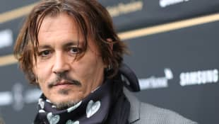 """Johnny Depp nimmt an der Premiere von """"Crock of Gold: Ein paar Runden mit Shane McGowan"""" während der 16. Zürcher Filmfestspiele teil."""