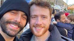 Jonathan Van Ness hat heimlich Mark Peacock geheiratet