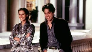 Julia Roberts und Hugh Grant