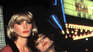 "Julia Roberts and Laura San Giacomo in ""Pretty Woman"""