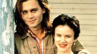 Juliette Lewis und Johnny Depp waren ein Paar