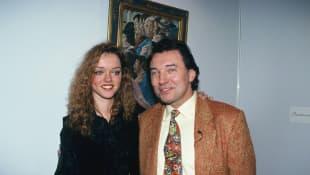 Karel Gott und Dominika Gottová