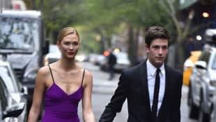 Karlie Kloss und Joshua Kushner