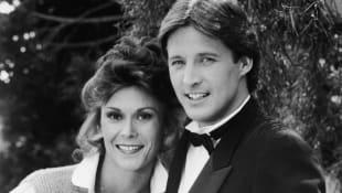 Kate Jackson und Bruce Boxleitner