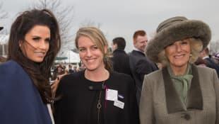 Katie Price und Herzogin Camilla