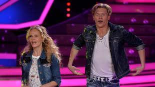 "Katja Burkard 2015 bei ""Let's Dance"""