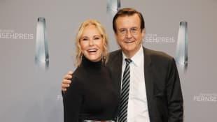 Katja Burkard und Hans Mahr