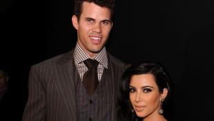 Kris Humphries und Kim Kardashian