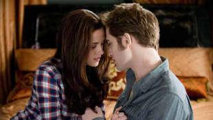 """Kristen Stewart und Robert Pattinson als """"Bella und Edward"""" in """"Eclipse – Biss zum Abendrot"""""""