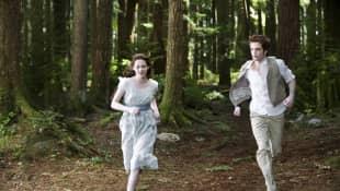 """Kristen Stewart und Robert Pattinson in """"Twilight"""""""