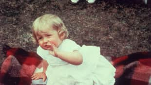 Lady Diana als Kind
