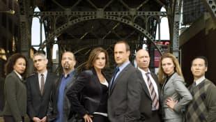 """Cast von """"Law & Order: SVU"""""""