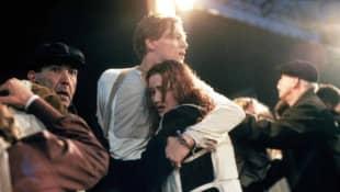 Leonardo DiCaprio Jack Dawson Kate Winslet Rose Dewitt Bukater Titanic