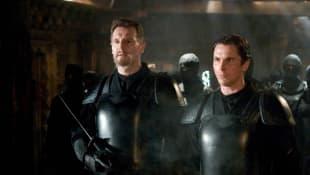 Liam Neeson und Christian Bale