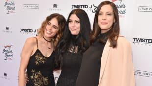 Liv Tyler, Chelsea und Mia
