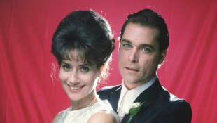Lorraine Bracco und Ray Liotta