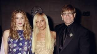 Madonna Elton John Streit