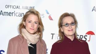 Mamie Gummer und ihre Mutter Meryl Streep