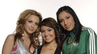 Mandy Capristo, Bahar Kizil, Senna Guemmour 2006