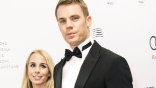 Manuel Neuer und seine Freundin Nina