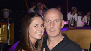 Ex-Fußballprofi Mario Basler mit seiner Freundin Doris Büld