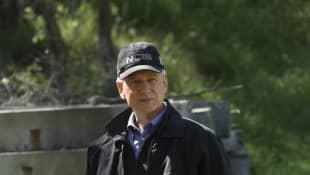 """Mark Harmon als """"Gibbs"""""""