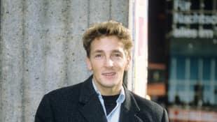 """Mark Keller 1990 in """"Sterne des Südens"""""""
