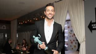 zachary levi sag awards