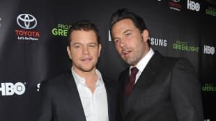 Matt Damon und Ben Affleck sind seit eh und je beste Freunde
