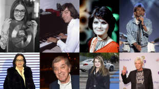 Schlager/Musik-Ikonen: Damals und heute