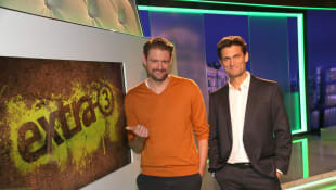 Max Giermann und Christian Ehring