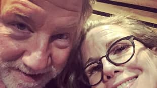 Melissa Gilbert und Timothy Busfield