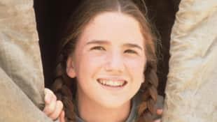 """Melissa Gilbert in """"Unsere kleine Farm"""""""