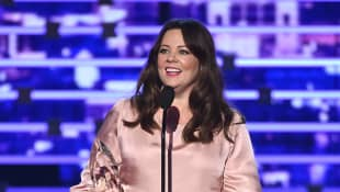 Melissa McCarthy auf den People's Choice Awards