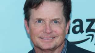 """Michael J. Fox spielte bei """"Zurück in die Zukunft"""" mit"""