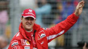 Michael Schumacher Hall of Fame Formel 1 Legende