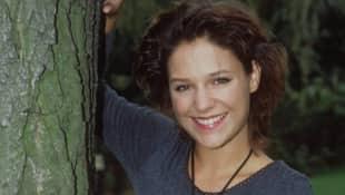 Sängerin Michelle vor 23 Jahren