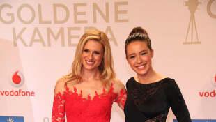 Michelle und Aurora Hunziker