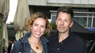 Michi Beck und Ulrike Fleischer