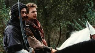Morgan Freeman und Kevin Costner