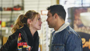 """NCIS"": ""Bishop"" (Emily Wickersham, 35) und ""Torres"" (Wilmer Valderramma, 39)"