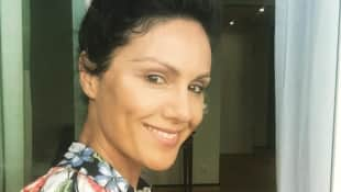 Nazan Eckes ohne Make-up ungeschminkt