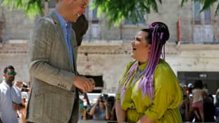 Netta und Prinz William