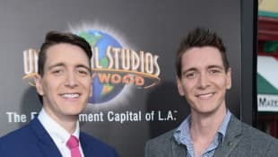 Oliver und James Phelps