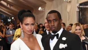 Trennung bei P. Diddy und Cassie