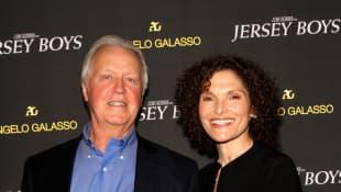 Pat O'Connor und Mary Elizabeth Mastrantonio