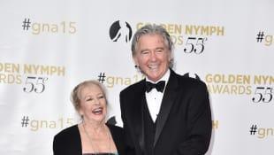 Patrick Duffy und seine Frau Carlyn